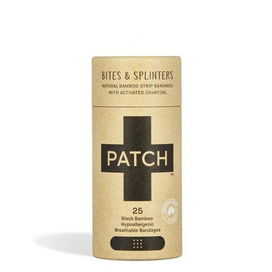 Patch Charcoal
